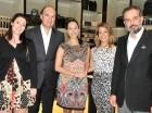 Janine Weil, Samir Bazzi, Marianela Ddooderoff, Rosita Pimentel y Javier Pérez.