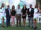 Nelson Ortiz, Erika Santos, Enrique Rosas, Lorena Gutiérrez y Pedro Tavárez.