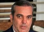 Luis Abinader candidato del PRM.
