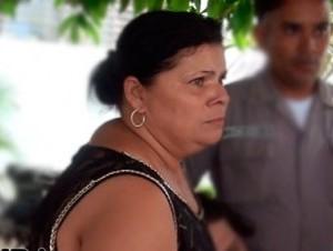 Yolanda Ramona Flores Santos, mujer estafada.