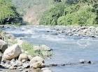 Río Yaque del Norte, Jarabacoa.
