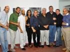 José Manuel Antuñano, Leonor Arias, Emmanuel Bretón, Nancy Mejías, Fausto Ortiz, Domingo Batista, Pedro Genaro, Esteban Zambrano y Kelvin Naar.
