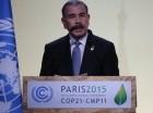 El mandatario dominicano instó a los países emergentes y desarrollados asumir su responsabilidad