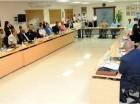 El encuentro, que se llevó a cabo en la sede del Cuerpo Especializado en Seguridad Aeroportuaria y de la Aviación Civil (CESAC).