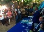 Acto de juramentación candidatura en La Romana.