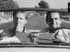 Il sorpasso es lo que llaman un road film, una película de carretera.