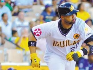 Wilín Rosario fungirá como bateador designado en las Estrellas Orientales.