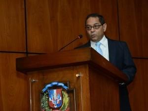 El presidente de la Suprema Corte de Justicia (SCJ) y del Consejo del Poder Judicial (CPJ), Mariano Germán Mejía.