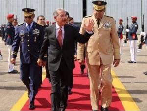 Danilo Medina parte hacia Guatemala