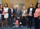 Saiury Calcanõ, Francis De la Cruz, Basilio Belliard, Rafael Molina Morillo, Ángel Palacio, Fernando Berroa y Teresa Acosta Luna.