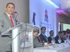 Fernando Fernández habla de los avances de la DGA.