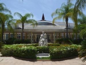 La Universidad Autónoma de Santo Domingo (UASD).
