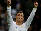 Ronaldo celebra uno de sus goles.