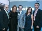 Uri Rosenstock, Lucía Kurtscheff, Javier Rafel, Rebeca Herrera y Alberto Elizondo.
