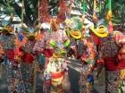 Existen otras fechas particulares en las que algunas poblaciones, como Punta Cana, celebran carnavales particulares, pero con la misma creatividad y entusiasmo mostrados en febrero por toda la nación.