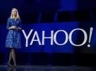 En esta fotografía de archivo del 7 de enero de 2014, Marissa Mayer, presidenta y directora general de Yahoo, habla en la Exhibición Internacional de Electrónicos de Consumo, en Las Vegas.