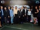 Ejecutivos de Caribbean Cinemas festejaron su aniversario con invitados especiales.