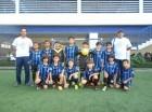 Equipo de Soccer del Saint Joseph School.
