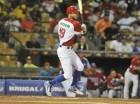 Nefatalí Soto fue el héroe ofensivo anoche para Puerto Rico sobre Dominicana.