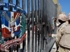 Soldados del Cesfront vigilan la frontera con Haití, país que vive momentos de tensión, al vencerse este domingo el mandato constitucional del presidente Michel Martelly.