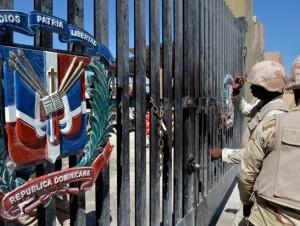 Más de 2 mil hombres cuidan la frontera por conflicto haitiano -