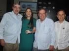 Manuel Quesada, Nirka Reyes, Hendrik Kelner y Francisco Rodríguez.