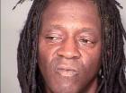 William Drayton Jr. conocido como Flavor Flav tras su arresto en Las Vegas en una fotografía del 21 de mayo de 2015.