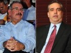 Danilo Medina y Luis Abinader encabezan las encuestas electorales.
