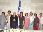 Verónica Sención, Rosa Roa, María Conchita Älcala, Emma Valois, María Cristina de Farias, Victoria Rouffot, Carmen Pérez y Graciela Morales.