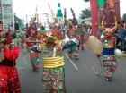Esta celebración reúne cada domingo a miles de  personas.