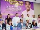 Washington González, precandidato a alcalde por el municipio Santo Domingo Este.