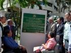 Sobrevivientes y autoridades de la UASD recordaron ayer el 50 aniversario de la represión policial que dejó 4 estudiantes muertos frente al Palacio Nacional