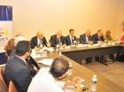 Juristas invitados a mesa redonda sobre seguridad organizada por la Finjus.