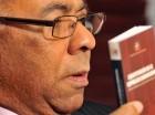 El presidente del Tribunal Constitucional fue el invitado del Almuerzo Semanal de Multimedios del Caribe el miércoles.