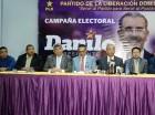 Rubén Bichara hizo el anuncio en la Casa Nacional del PLD.