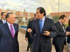 Visita de comisión dominicana a Colombia, encabezada por el ministro de la Presidencia, Gustavo Montalvo.