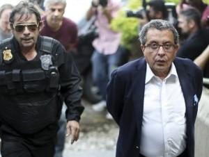 Dictan prisión preventiva contra João Santana y su esposa