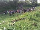 Un hombre yace muerto cerca de su pareja a orillas de un río de Moca.