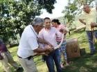 El rescate se realizó en coordinación con la Procuraduría para la Defensa del Medio Ambiente y los Recursos Naturales de la Provincia La Vega.