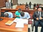 Los penados deberán esperar hasta el 6 de abril para conocer la decisión.
