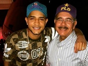 Mozart La Para encendió la farándula al dar a conocer su respaldo a Danilo Medina.
