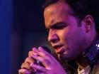 El cantante Moisés Méndez.