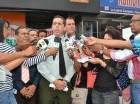 El vocero de Amet, Diego Pesqueira, ofrece detalles del operativo.