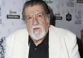 El actor Pedro Weber