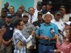 El alcalde Daniel Ozuna habla sobre inicio de operativo Semana Santa en Boca Chica.