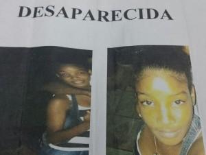 Odry Ismaela Vallejo Perdomo, de 14 años, residente en el barrio 27 de Febrero.