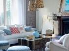La decoración marinera ayuda a crear espacios propios para el descanso.