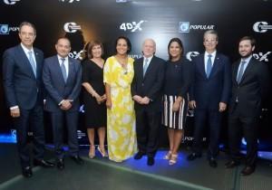 José Marmol, Juan Lehours, Austria Gómez, Zumaya Cordero, Robert Carrady, Yvette Marichal, René Grullón y Gregory Quinn.