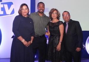 Ivette Marichal, TC Stallings, Zinayda Rodríguez y Euri Cabral.