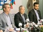 La junta directiva del Conep escuchó ayer la propuesta de gobierno de Luis Abinader.